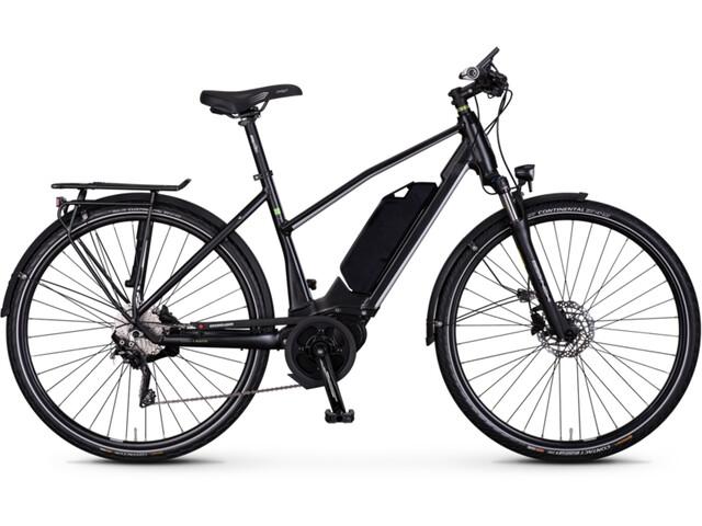e-bike manufaktur 11LF Trapeze XT Disc, black matte
